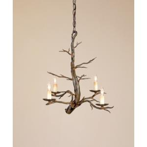 4 Light Treetop Small Chandelier