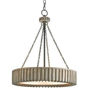Greyledge - 3 Light Chandelier