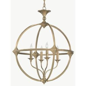 Bellario - 4 Light Orb Chandelier