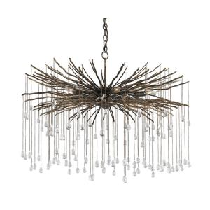 Fen - Six Light Chandelier
