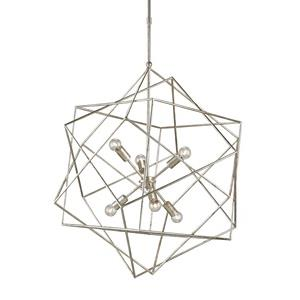 Aerial - Six Light Chandelier