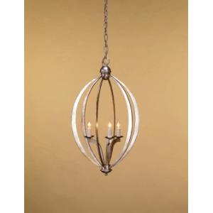 3 Light Bella Luna Chandelier