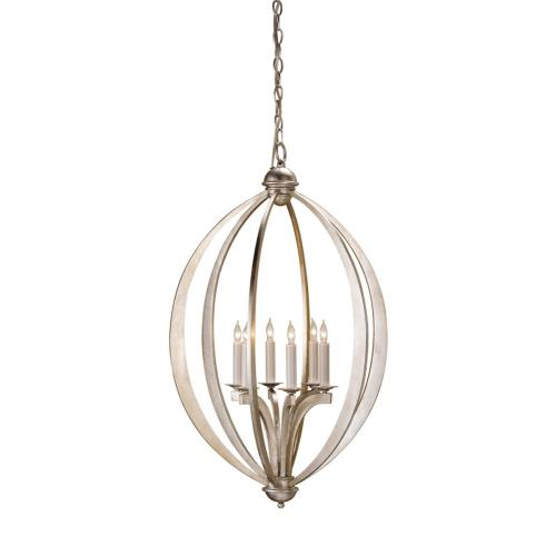 Currey and Company 9483 6 Light Bella Luna Chandelier