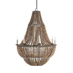 Falconwood - Eight Light Chandelier