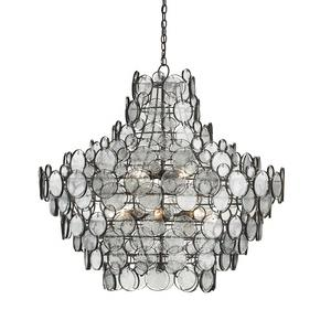 Galahad - Twelve Light Chandelier