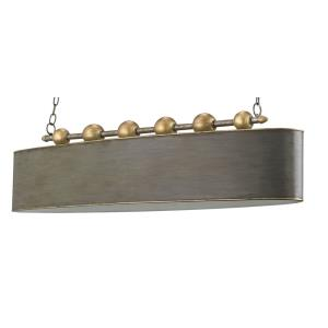 Stillman - 4 Light Oval Chandelier