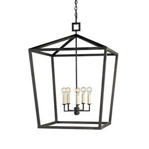 Denison - Five Light Large Lantern