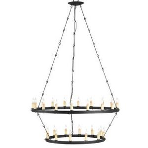Toulouse - Thirty Light 2-Tier Chandelier