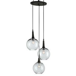 Beckett Trio - Three Light Adjustable Pendant