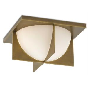 Lucas - 2 Light Flush Mount