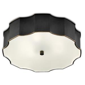 Wexford - 19.5 Inch 39W 3 LED Flush Mount