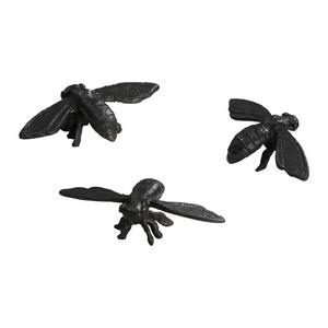 "4"" Decorative Bees - Set of 3"