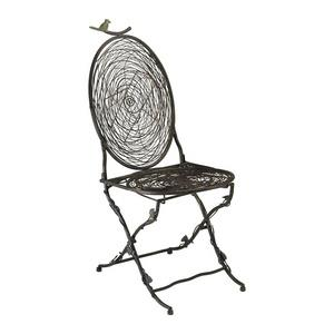 16 Inch Bird Chair