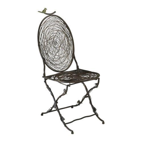 Cyan lighting 01560 16 Inch Bird Chair