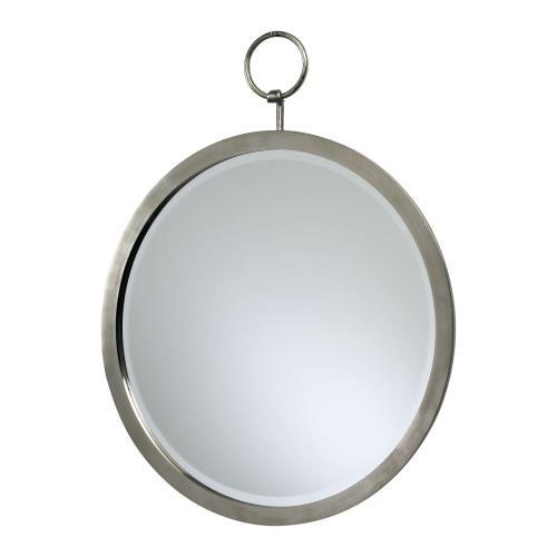 Cyan lighting 02268 23 Inch Round Hanging Mirror