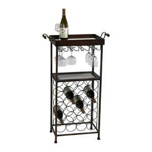 New York - 40 Inch Wine Stand