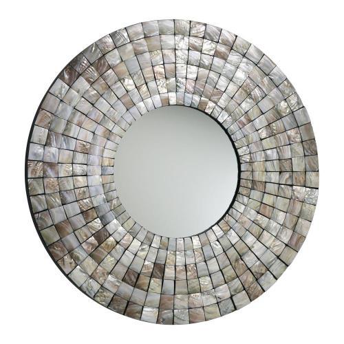 Cyan lighting 02798 36 Inch Round Mirror