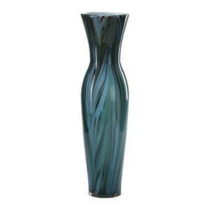 Peacock Feather - 23 Inch Tall Vase