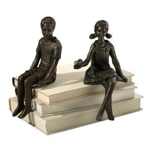 8 Inch Boy Shelf Figurine