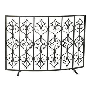 Casablanca - 47 Inch Fire Screen