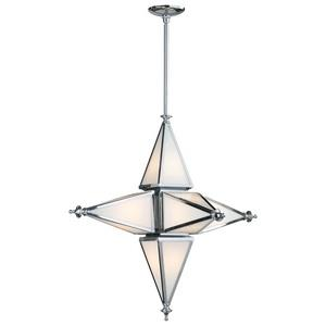 Star - Six Light Small Pendant