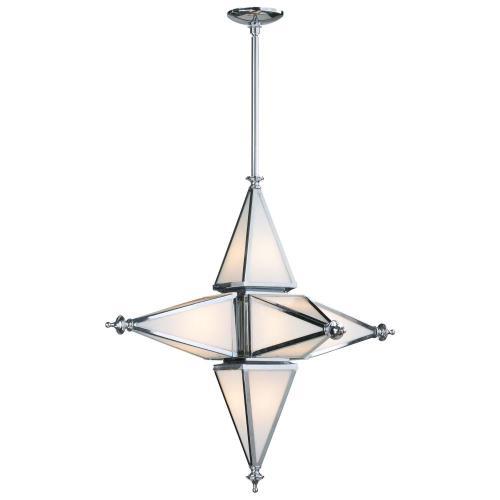 Cyan lighting 04108 Star - Six Light Small Pendant
