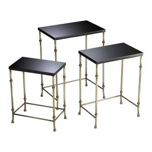 Sanders - 18 Inch Large Nesting Table