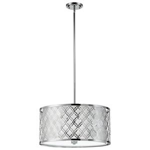 Dauphine - Five Light Large Pendant