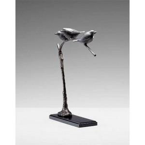 Birds On A Limb - 14.25 Inches Wide by 14.75 Inches High