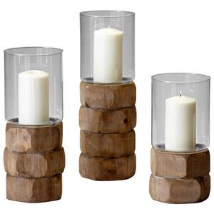 Medium Hex Nut - 5.5 Inch Candleholder