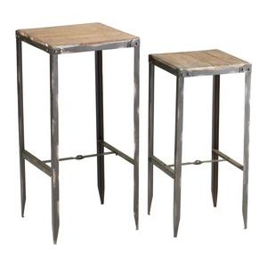 Camelback - 14.25 Inch Nesting Table