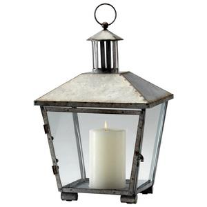 De Light - 12.5 Inch Small Lantern