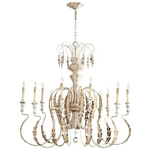 Motivo - Ten Light Small Chandelier