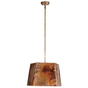 Heritage - One Light Small Pendant