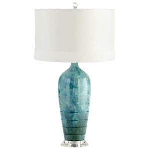 Elysia - One Light Small Table Lamp