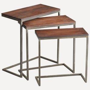 Jules - 30 Inch Nesting Table (Set of 3)