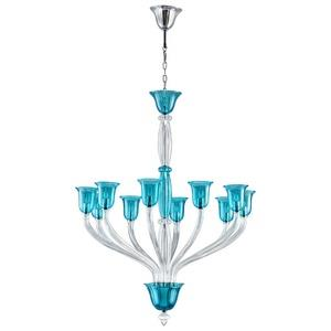 Vetrai - Ten Light Small Chandelier