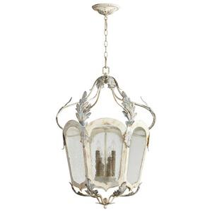 Chantal - Six Light Small Pendant - 22.5 Inches Wide by 32.5 Inches High