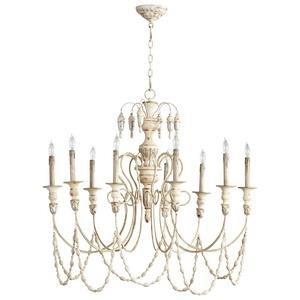 Florine - Nine Light Chandelier