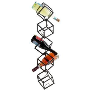 "Dali - 7"" Decorative Wine Rack"
