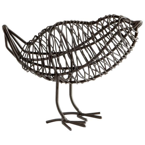Cyan lighting 05836 Bird On A Wire - 2 Inch Small Decorative Sculpture