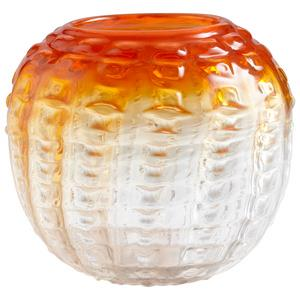 "Fire Pod - 10"" Large Decorative Vase"