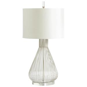 Whisked Fall - One Light Table Lamp