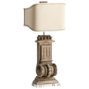 Loft - Two Light 36.75 Inch Table Lamp