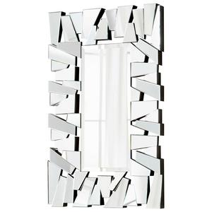 Deconstructed - 55 Inch Decorative Mirror