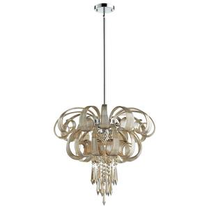 Cindy Lou Who - Nine Light Chandelier - 22.5 Inches Wide by 22.5 Inches High