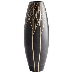Onyx - Medium Winter Decorative Vase - 8.5 Inches Wide by 26 Inches High