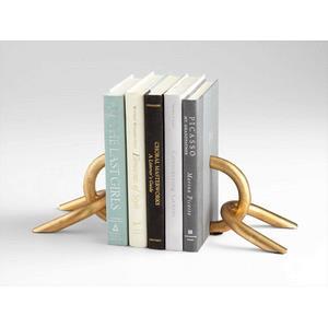 "5.50"" Decorative Goldie Locks Bookend"