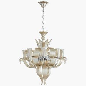 Juliana -Eight Light Chandelier