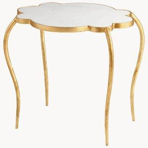 Flora - 23.5 Inch Small Side Table
